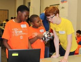 Hands-On STEM Summer Camps