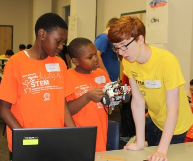 Hands-On STEM Summer Camps