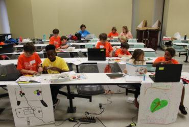 Hands-On STEM Camp