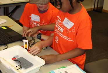 Jr. STEM Camp
