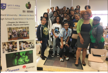 Dillard to Offer FREE Two Week Women in STEM Experience this Summer