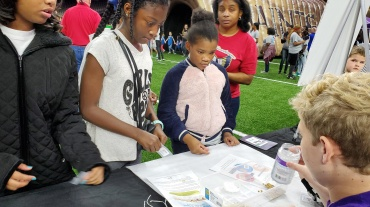 N.O. Pelicans & Saints STEM Fest presented by Chevron a Huge Success