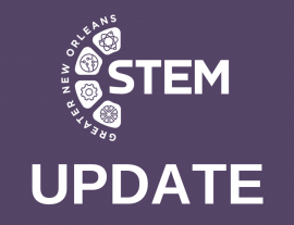 Updates from GNO STEM