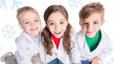Winter Wonder Virtual STEM Workshop is Dec. 29 & 30