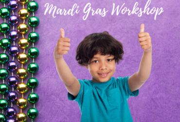 Magic of Mardi Gras Virtual STEM Workshop – Feb. 17 & 18